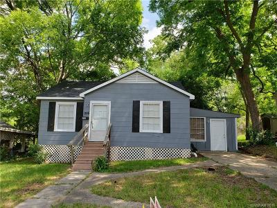 Minden Single Family Home For Sale: 206 S Roosevelt Drive
