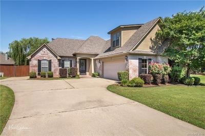 Benton Single Family Home For Sale: 4110 Courtland Way