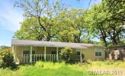 Haughton Single Family Home For Sale: 389 Bodcau Station Road
