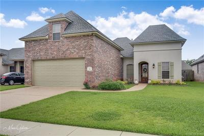 Bossier City Single Family Home For Sale: 506 Ranger Drive