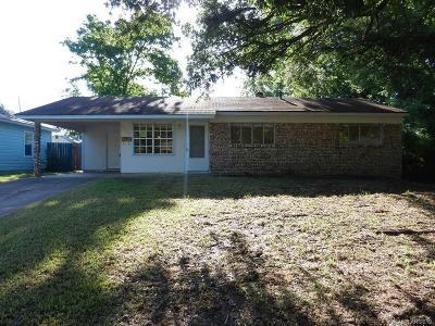 Bossier City LA Single Family Home For Sale: $50,500