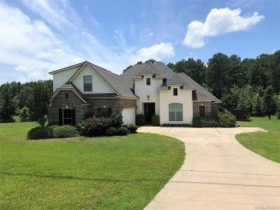 Minden Single Family Home For Sale: 2190 Highway 531