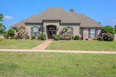 Bossier City Single Family Home Active Under Contract: 601 Fall Winds Circle