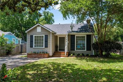 Broadmoor Single Family Home For Sale: 148 Carrollton Avenue