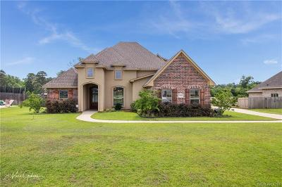 Haughton Single Family Home For Sale: 2854 Sunrise Point