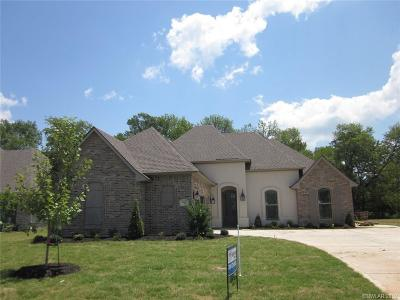 Bossier City Single Family Home Active Under Contract: 502 Long Acre Drive