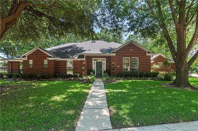 Bossier City Single Family Home For Sale: 4933 Sunflower Boulevard