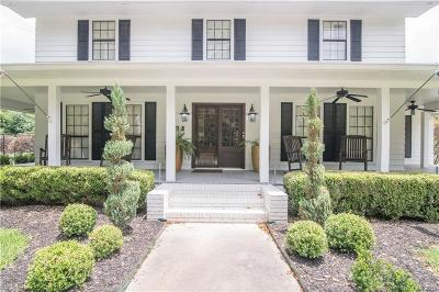Caddo Parish Single Family Home For Sale: 9785 Nightingale Road