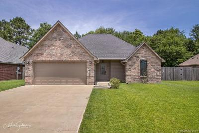 Benton Single Family Home For Sale: 123 Lola