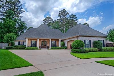 Shreveport Single Family Home For Sale: 1010 Toledano Circle