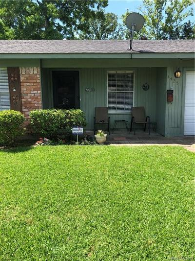 Shreveport Single Family Home For Sale: 3425 Valley View Drive