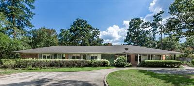 Caddo Parish Single Family Home For Sale: 355 Drexel Drive