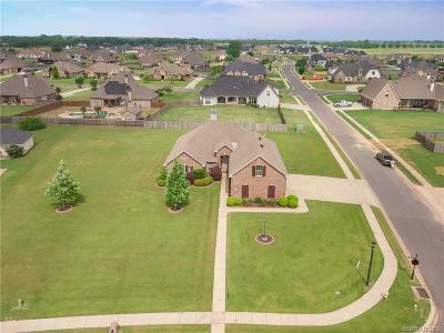 Benton Single Family Home For Sale: 227 Cattail Trail