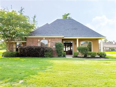 Haughton Single Family Home For Sale: 212 Cornerstone Boulevard