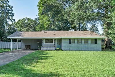 Shreveport Single Family Home For Sale: 928 Deer Park Road