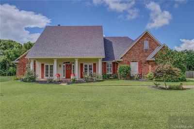 Bossier City Single Family Home For Sale: 310 Crosscreek Drive
