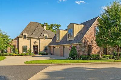 Shreveport Single Family Home For Sale: 205 Beau Sejour Drive