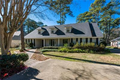Caddo Parish Single Family Home For Sale: 9642 Norris Ferry Road
