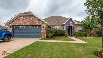 Benton Single Family Home For Sale: 4008 Elizabeth Lane