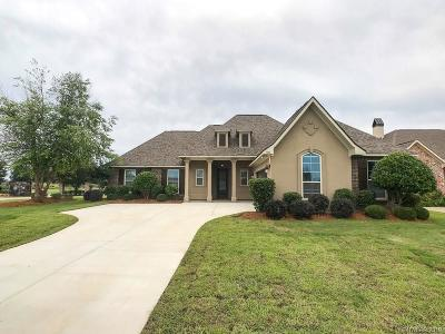 Bossier City Single Family Home For Sale: 500 Chinquipin Drive