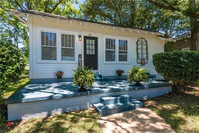 Minden Single Family Home For Sale: 511 Chandler Street