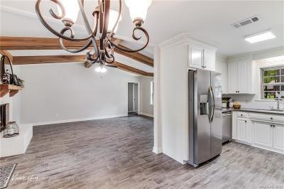 Benton Single Family Home For Sale: 108 Willow Lane