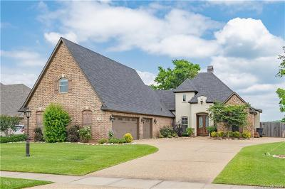 Bossier City LA Single Family Home For Sale: $409,000