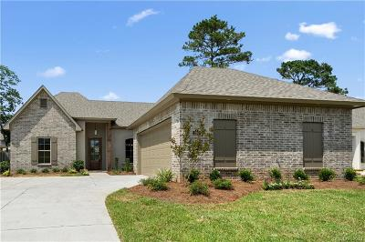 Norris Ferry Crossing Single Family Home For Sale: 260 Evangeline Creek