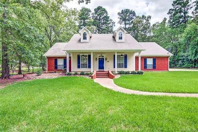 Benton Single Family Home For Sale: 208 Vance Road