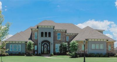 Benton Single Family Home For Sale: 725 Smokehouse Loop