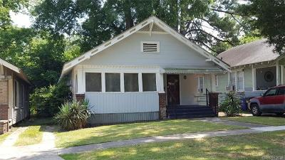 Shreveport Single Family Home For Sale: 441 Columbia Street