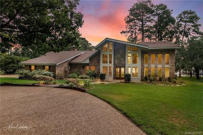 Benton Single Family Home For Sale: 217 Bay Hills Drive