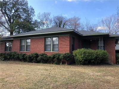 Shreveport Single Family Home For Sale: 3704 Gilbert Drive