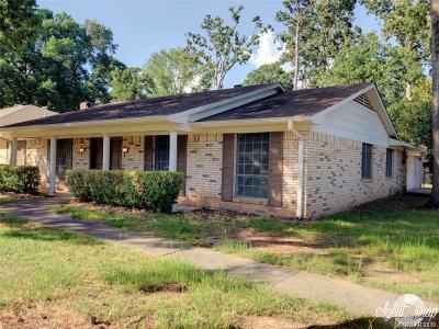 Shreveport Single Family Home For Sale: 2124 Crabapple Drive