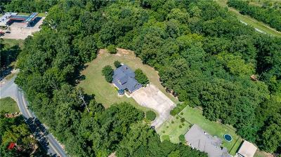 Haughton Single Family Home For Sale: 7811 Dogwood Trail
