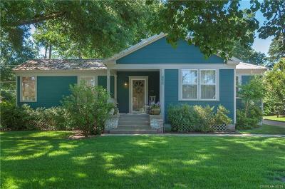 Shreveport LA Single Family Home For Sale: $254,000