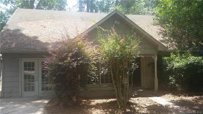 Shreveport LA Single Family Home For Sale: $68,900