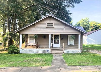 Minden Single Family Home For Sale: 116 Goode Avenue
