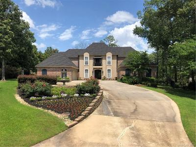 Southern Trace Single Family Home For Sale: 11025 Belle Rose