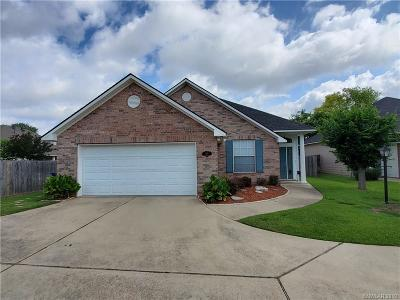 Shreveport Single Family Home For Sale: 106 Pageant Cove