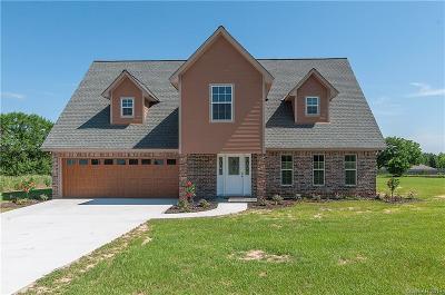 Desoto Parish Single Family Home For Sale: 196 Meadowview Lane