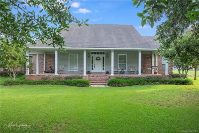 Bossier City Single Family Home For Sale: 5050 Swan Lake Drive