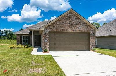 Shreveport LA Single Family Home For Sale: $179,905