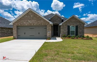Shreveport LA Single Family Home For Sale: $190,465