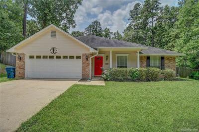 Shreveport LA Single Family Home For Sale: $165,000