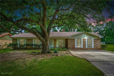 Shreveport LA Single Family Home For Sale: $167,500