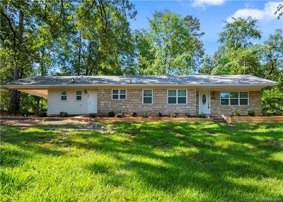 Shreveport LA Single Family Home For Sale: $129,900