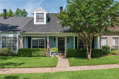 Shreveport Condo/Townhouse For Sale: 9515 Hackberry Drive