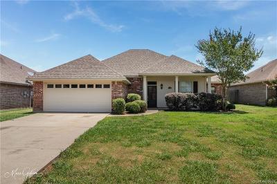 Benton Single Family Home For Sale: 4235 Parkridge