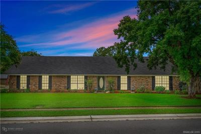 Bossier City Single Family Home For Sale: 536 Glenwood Drive